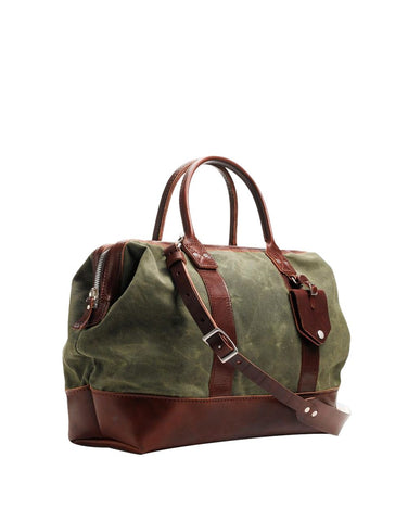 "Billykirk No. 478 16"" Carryall (Olive)"