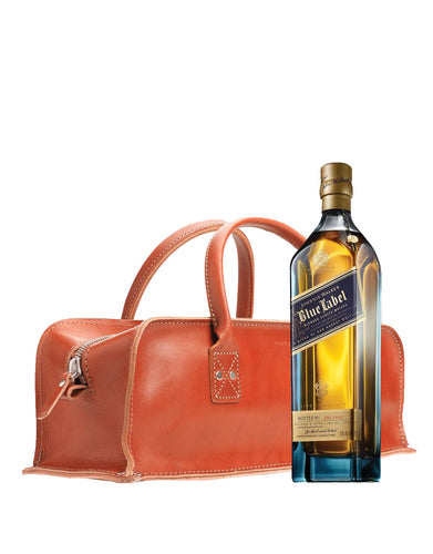 Johnnie Walker Blue Label with Billykirk BYOB Bag