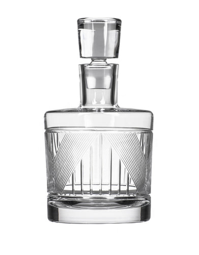 Rolf Glass Bleecker Street Decanter