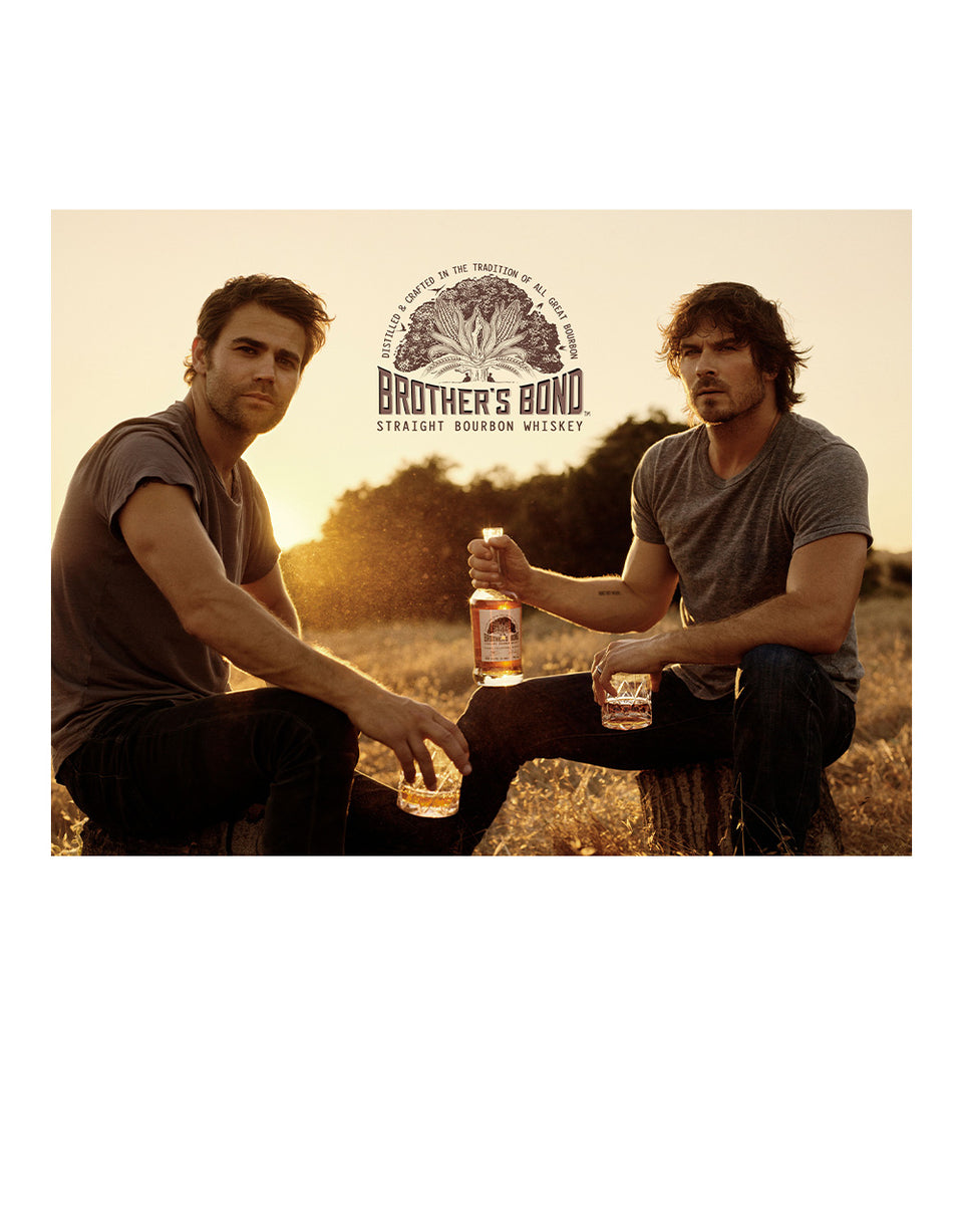 Load image into Gallery viewer, Ian Somerhalder and Paul Wesley
