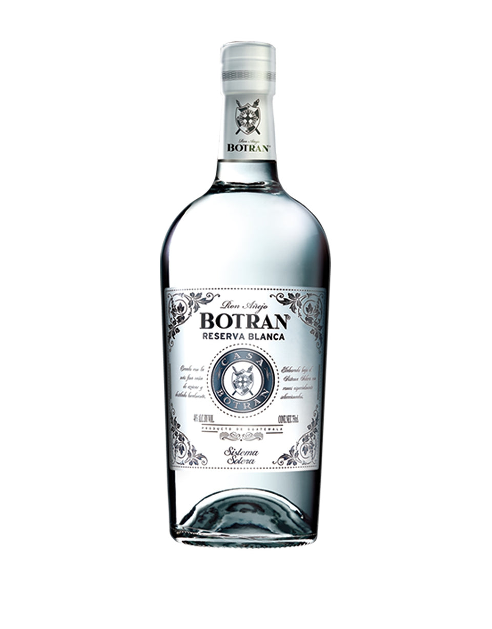 Load image into Gallery viewer, Botran Reserva Blanca Rum