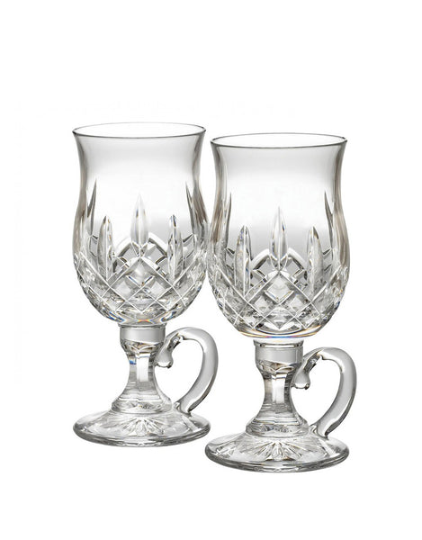 Waterford Lismore Irish Coffee 8 Oz Set