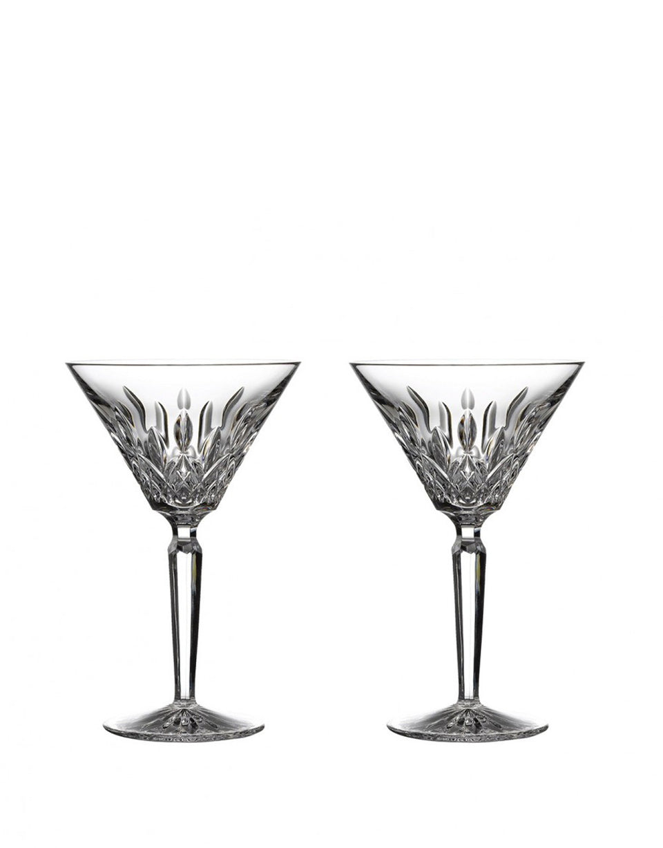 Load image into Gallery viewer, Waterford Lismore Martini 4 Oz Set