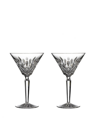 Waterford Lismore Martini 4 Oz Set