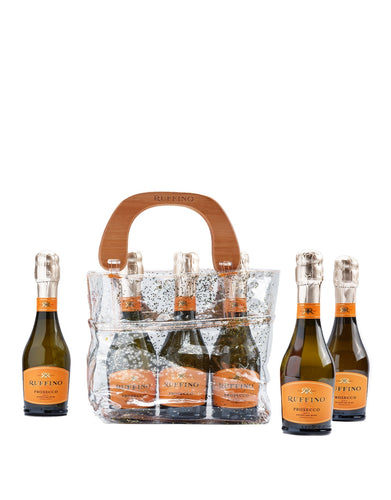 The Ruffino Prosecco Holiday Six-Pack