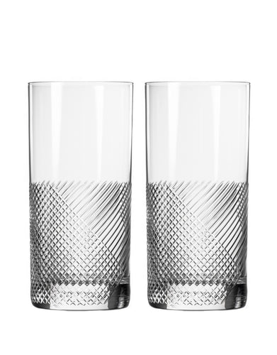 Rolf Glass Bourbon Street Highball (Set of 2)