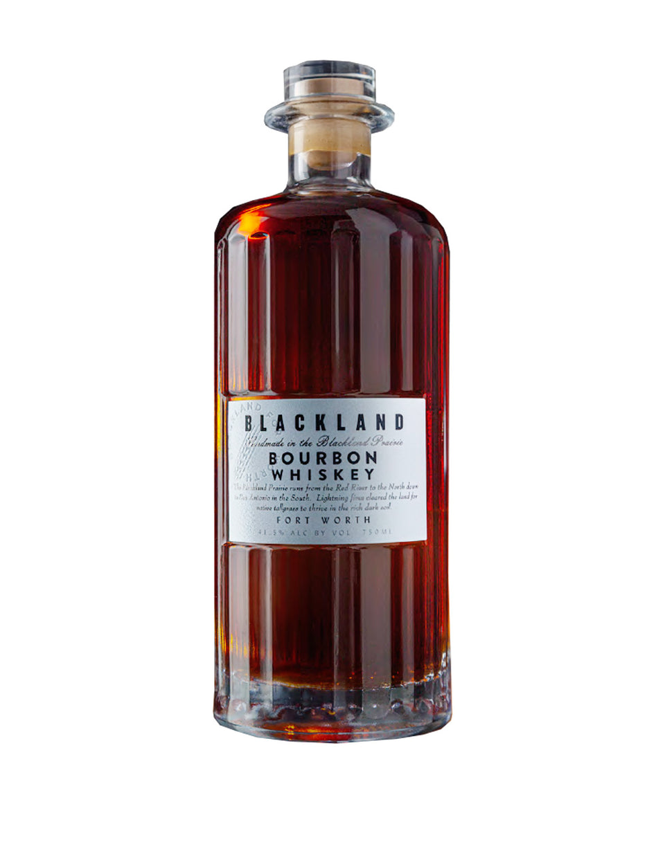 Load image into Gallery viewer, Blackland Small Batch Bourbon Whiskey bottle