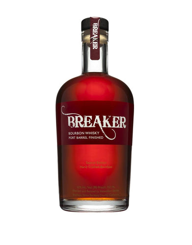 Breaker Bourbon Whisky Port Barrel Finished