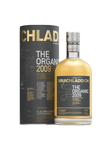 Bruichladdich® The Organic 2009
