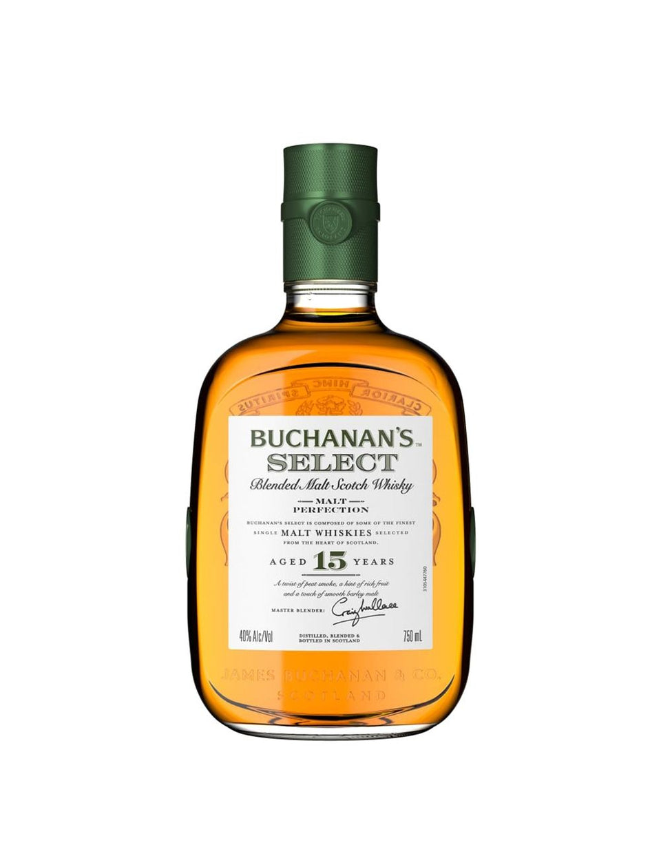 Load image into Gallery viewer, Buchanan's Select 15 Years Old Blended Malt Scotch Whisky