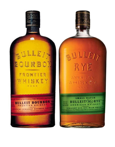 Load image into Gallery viewer, Bulleit Bourbon & Bulleit Rye