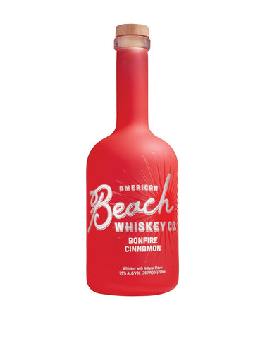 Beach Whiskey Bonfire Cinnamon