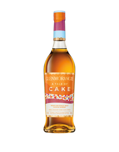 Glenmorangie A Tale of Cake Single Malt Scotch Whisky bottle