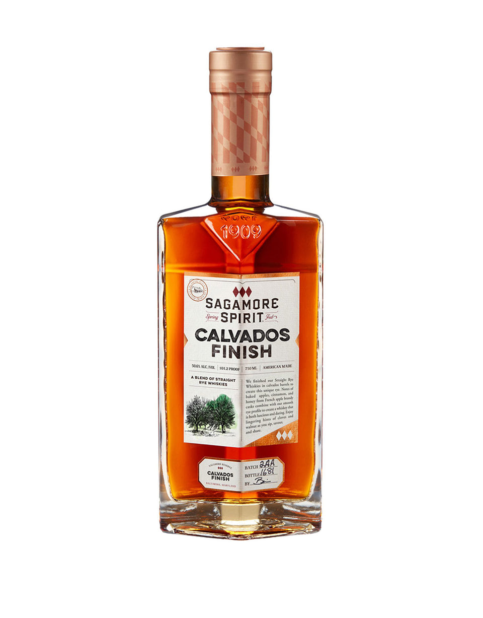 Load image into Gallery viewer, Sagamore Spirit Calvados Finish Rye Whiskey