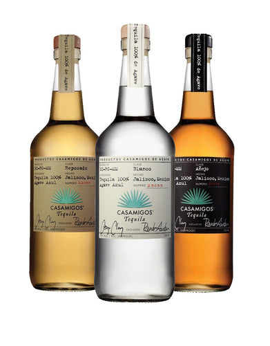 Casamigos Collection (3 Bottles)