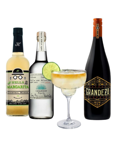 Casamigos and Grandeza Premium Cadillac Margarita Kit