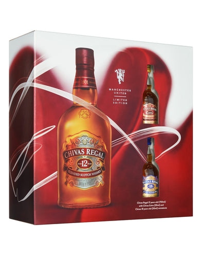 Chivas Regal Limited Edition Gift Pack
