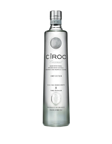 CÎROC® Coconut Vodka bottle