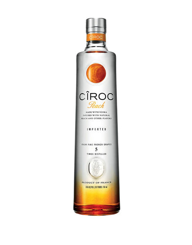 CÎROC® Peach Vodka