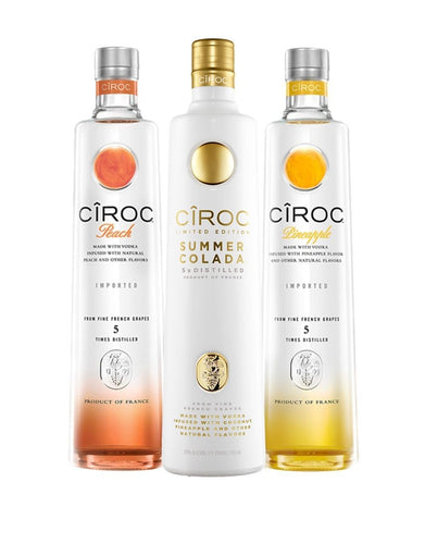 CÎROC Devotee Club (3 Bottle Subscription)