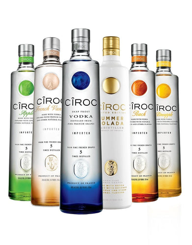 CÎROC Devotee Club (6 Bottle Subscription)