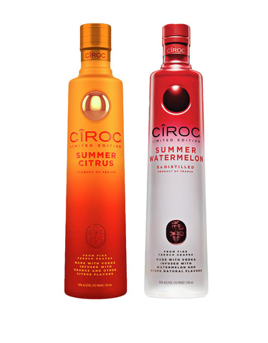Ciroc Limited Edition Summer Collection