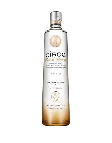 CÎROC® French Vanilla Vodka bottle