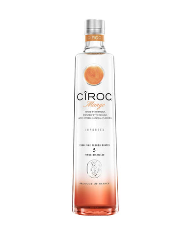 CÎROC® Mango Vodka bottle