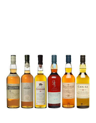 Classic Malts Collection (5 bottles)