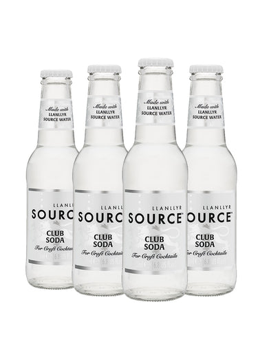 Llanllyr SOURCE Club Soda (24 pack)