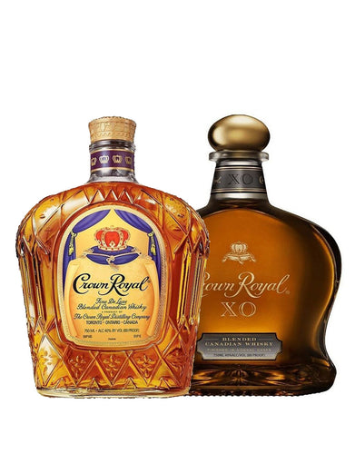 Crown Royal® Deluxe and Crown Royal® XO