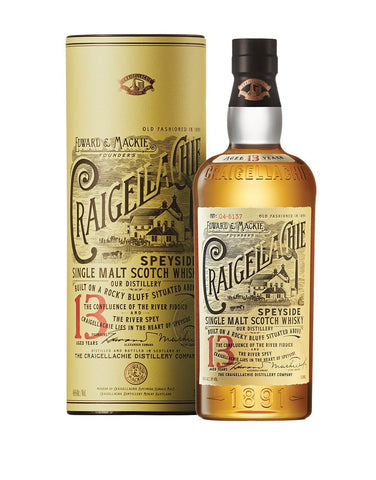 Craigellachie 13-Years-Old