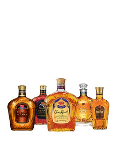 Crown Royal® Collection (5 bottles)