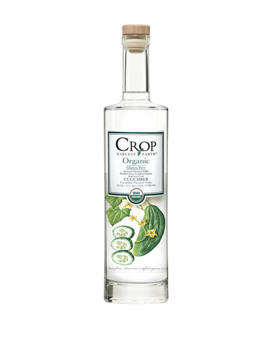 Crop Cucumber Vodka