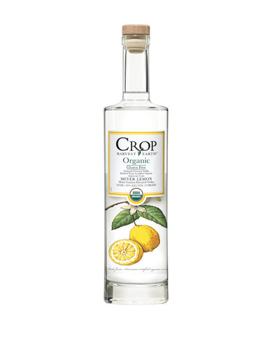 Crop Meyer Lemon Vodka