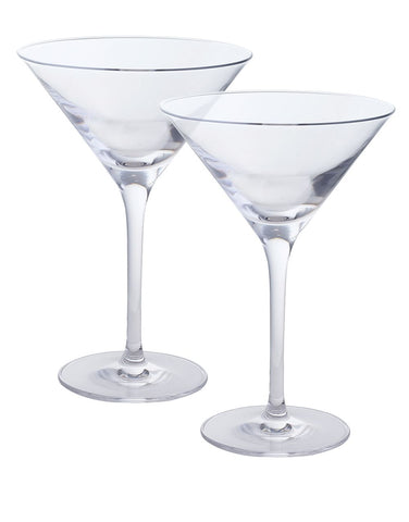 Dartington Wine & Bar Martini Pair