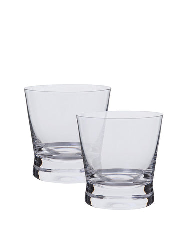 Special Promotion!  Dartington Bar Excellence Whisky Rocks Glasses