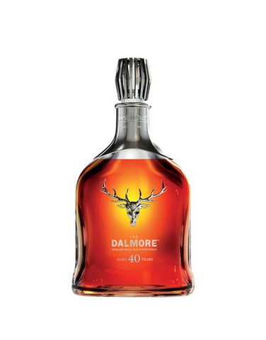 The Dalmore Single Malt 40 Year Old