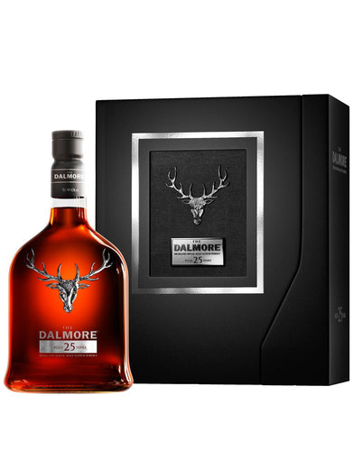 The Dalmore 25 Year Old Single Malt Scotch