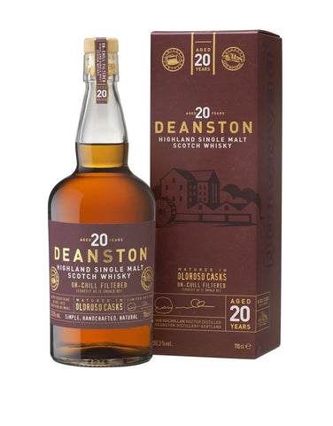 Deanston 20 Year Old