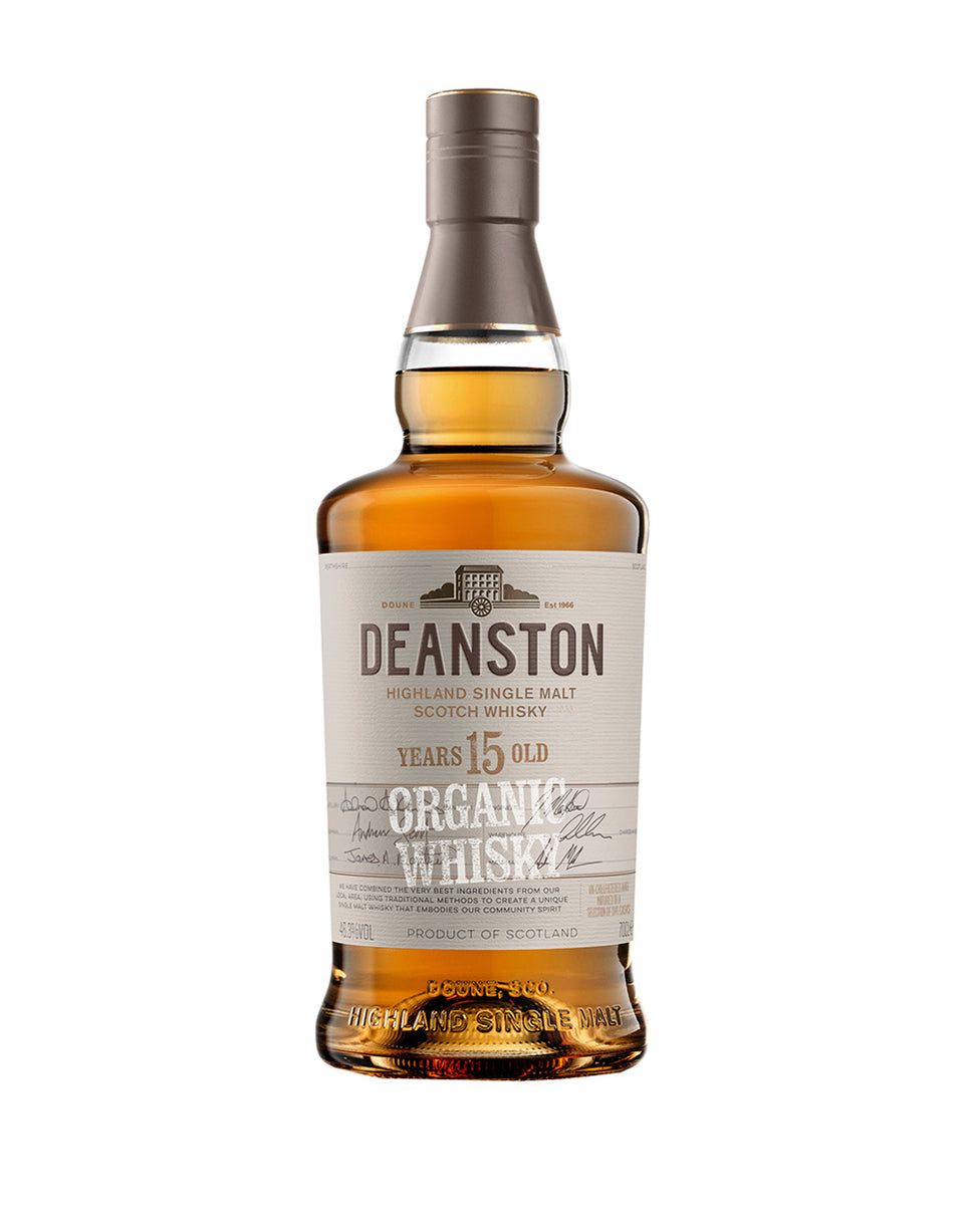 Load image into Gallery viewer, Deanston 15 Year Old Organic Single Malt Whisky