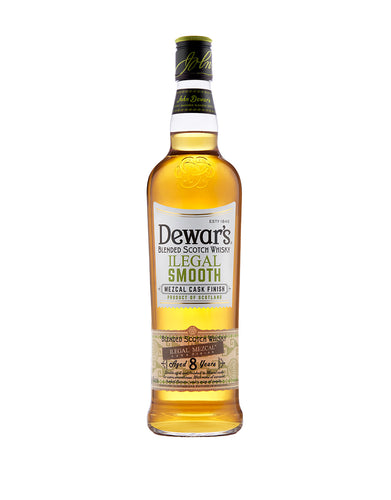 Dewar's Ilegal Smooth Blended Whiskey