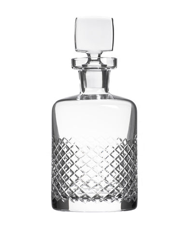 Rolf Glass Diamond Decanter