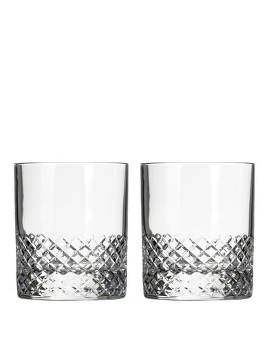 Rolf Glass Diamond On The Rocks (Set of 2)