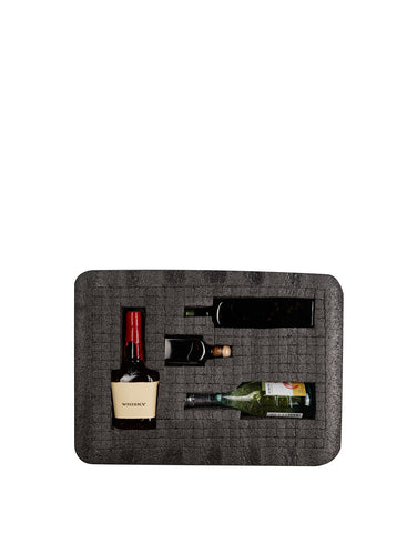 Load image into Gallery viewer, VinGardeValise Petite 03 Wine Suitcase Insert