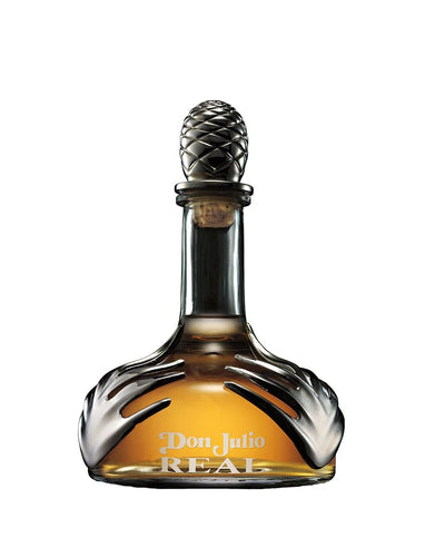don julio real bottle