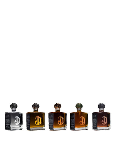 DeLeón Tequila Collection (5 bottles)