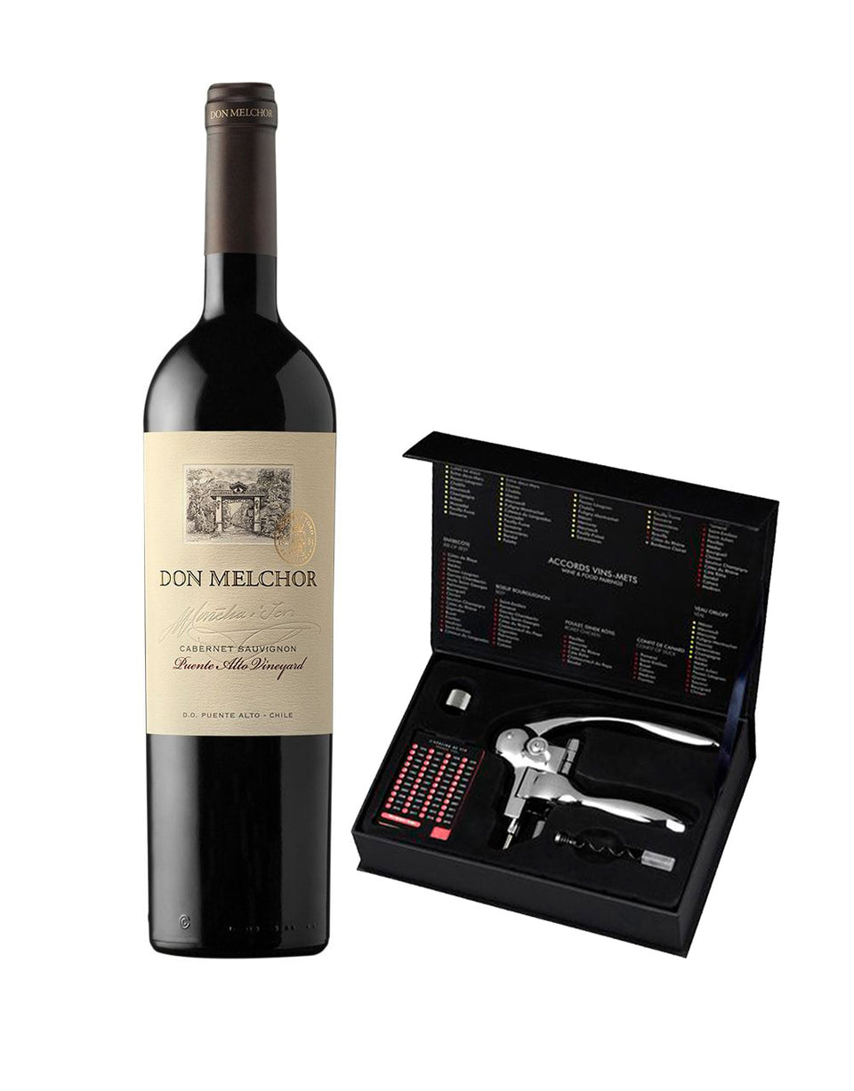 Load image into Gallery viewer, Don Melchor Cabernet Sauvignon with L'Atelier du Vin Oeno Box Sommelier