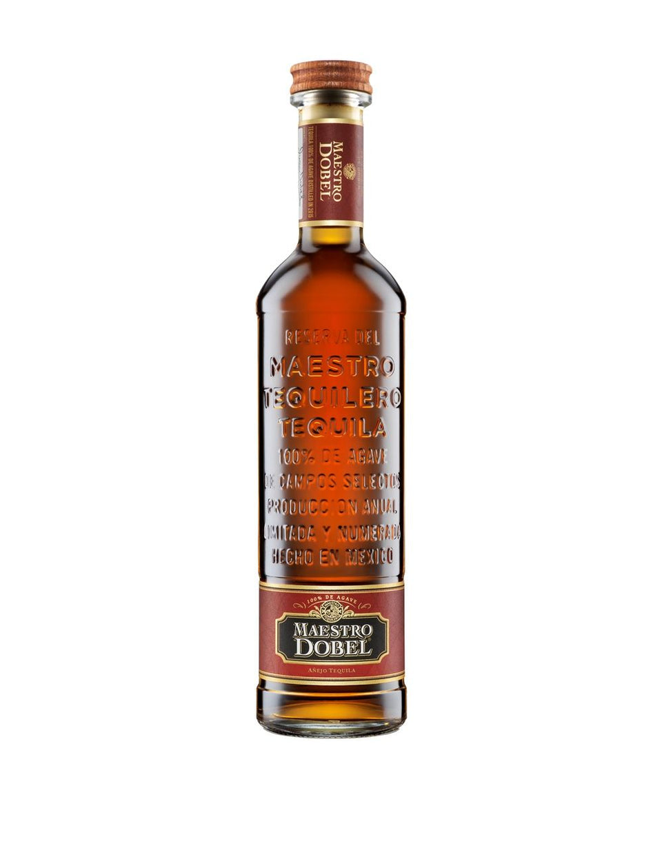 Load image into Gallery viewer, Maestro Dobel® Añejo Tequila bottle
