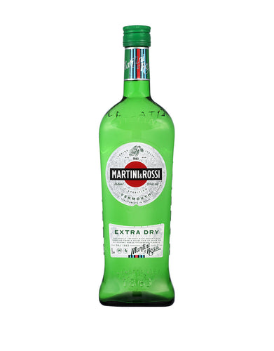 Martini & Rossi Extra Dry Vermouth bottle